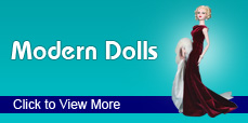 Click to Shop Modern Dolls